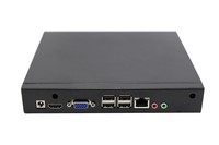 mini server desktop pc 12v supports m-sata and hdd hard disk,supporting WES7 and Linux OS