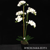 Best Selling High Quality Different Size Artificial Potted Flower For Home&Wedding Decoration
