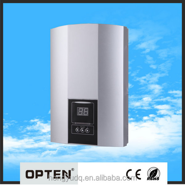bathroom instant electric water heater for hotel