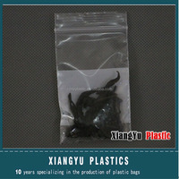 LDPE mini ziplock bags seal sample bag