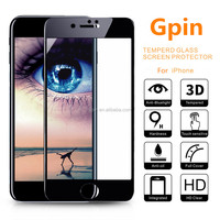 China factory low price Cheap High quality Full cover PET TPU Glass screen protector with design