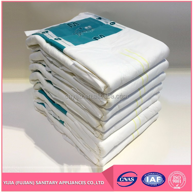 Free samples disposable adult diapers in bulk/diaper for adults