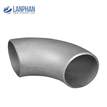 Flexible Connector Industal Butt Elbow 90 Degree Stainless Steel Pipe Fittings