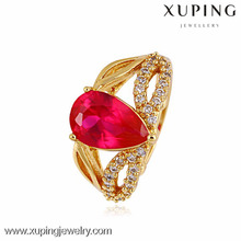 10874-Xuping American Style Jewellery Latest Design Diamond Ring