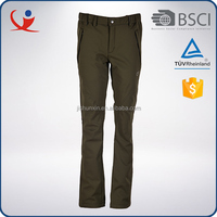 New design outdoor sports windproof women quick dry 100% nylon ski pants