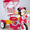Funny plastic tricycle ride on car / cartoon tricycle child / tricycle for toddler