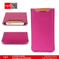 New product protective unique phone bag for iphone 5 in customized leather