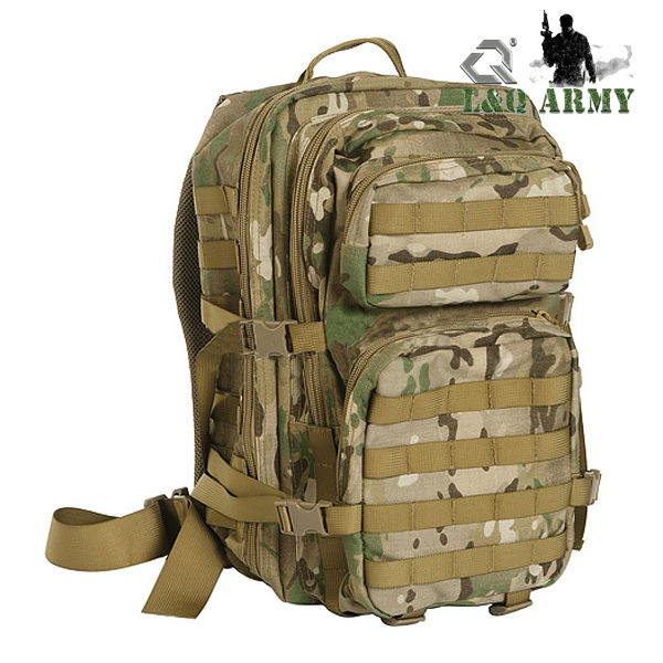MOLLE US ASSAULT PACK LARGE MULTICAM