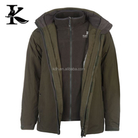 3 in 1 Waterproof Jackets Mens Work Clothes