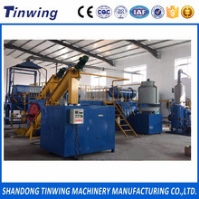 Compact Industrial Animal Waste Meat Bone Meal Rendering Machine for slaughter house