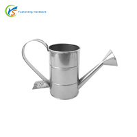 Wholesale Tin Watering Can for Gardening or Floral Arrangements