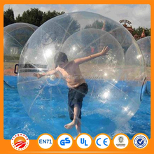 Giant inflatable water walking ball human pvc jumbo floating inflatable bouncing jumping ball water running ball