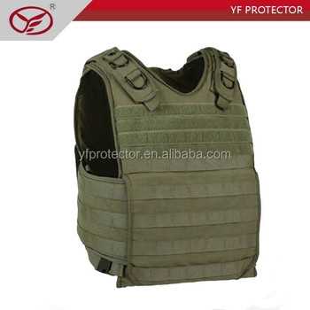 Level iv body armor light weight soft ballistic vest