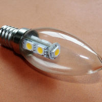 Guangzhou factory e14 smd edison led light bulb