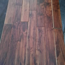 Short leaf Acacia Exotic fishbone acacia wood flooring