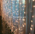 IDA wedding led flower curtain lights/wedding decorative led tube lighting(IDAL600)