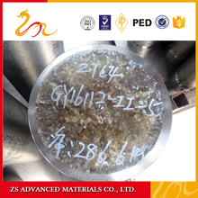 Customized TC 4 GR 5 Ti-6Al-4V Titanium Alloy Ingots