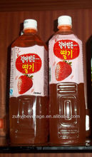 Natural Strawberry Juice in 1L Pet Bottle