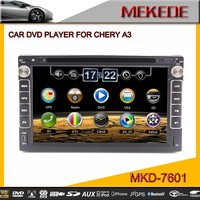 Special CAR DVD Player for Chery old A3,TIGGO, Easter, with RADIO,GPS,DVD,BT,ATV,IPOD,full functions