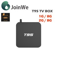 Newest and Hottest T95 Android 5.1 Google Tv Box T95 smart set top box Amlogic S905