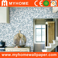 MyHome 3d pvc wallpaper high quality manufacturer chinese silk wallpaper