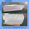 vacuum formed hard blister plastic cover shell made by vacuum forming machine