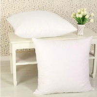 microfiber pillow / cushion insert