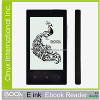 2014 new products Onyx Boox e-ink smart phone Android 2.3