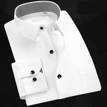 Waterproof antifouling nano technology dress shirts
