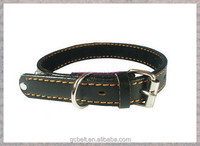 Cute cheap studded western faux leather dog and cats collars ,pets collars