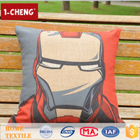 Hot Sale Creative Fashion America Cartoon Design Printed Pillow Home Decor Lumbar Support Pillow,Car Decorative Seat Covers