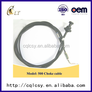 China supplier low price Motorcycle 500 choke cable