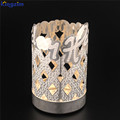 wedding decoration hollow craft metal candle holder