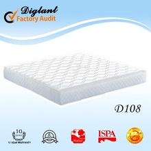 twin bed water cooling waterproof camping mattress (D108)