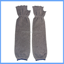 13 Gauge HPPE Cut Resistant level 5 Arm Sleeve---for Glass Industry