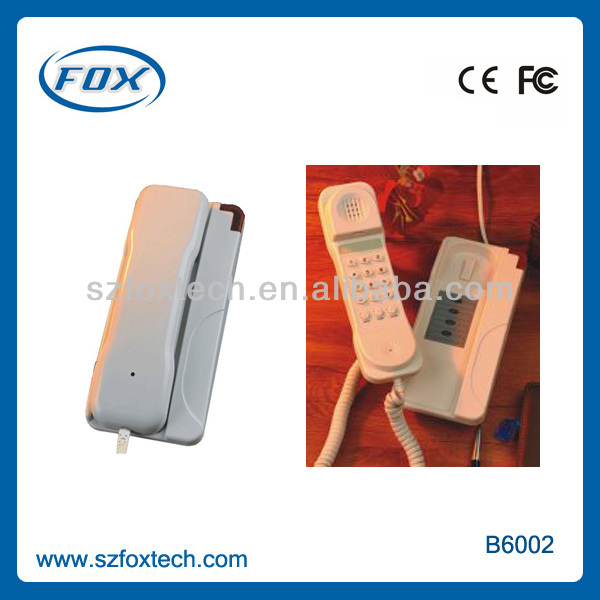 FOX 2014 new design good quality hotel ip phone