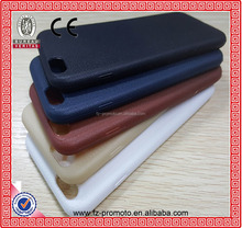 Newest i6 cases ! PU Leather+TPU phone cases for iphone 6 4.7 inch Phone back cover With Round Hollow logo window cheap price