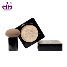 Empty box cosmetic face make up air cushion BB cream case