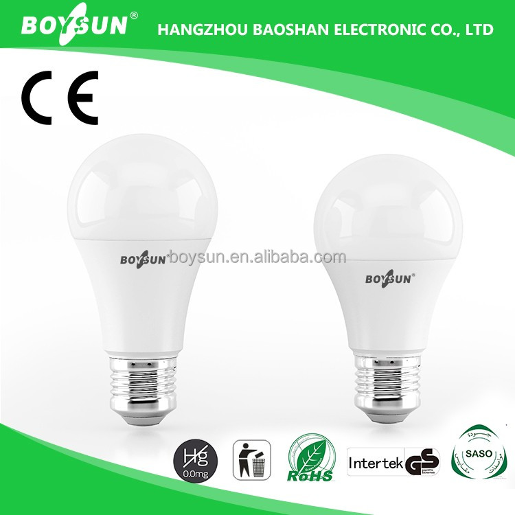 High CRI SAA CE RoHS UL Approved Full Range 6W 8W 10W 12W ce rohs certificated led light bulbs
