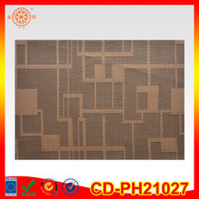 kids play ground print logo mat printed logo table food place mat napkin cream color office ground mat