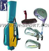 Design funny small size junior golf club set