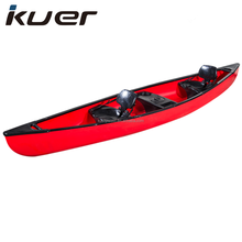 Kayak Kuer Three-Layer Structure Canoe 2-3Seats