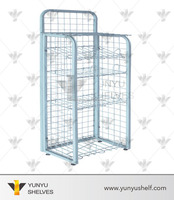 china supplier library magazine rack