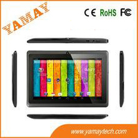 android tablet Cheapest 7 inch Quad Core Android Tablet PC Q8 Q88 Allwinner A33 android 4.4 8GB Camera WIFI Capacitive Screen