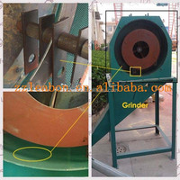 Corn Soybean Animal Feed Grinder and Mixer