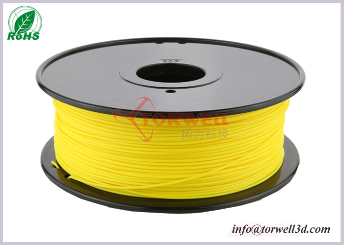 1.75 / 3mm 3D Printing filament TPE Flexible plastic rods for 3d printer 1kg/spool