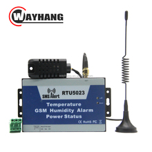 Temperature sensor alarm RTU5023, alert and control through GSM mobile phone