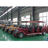 Factory Directly Supply High Quality Electric Sightseeing Vehicle