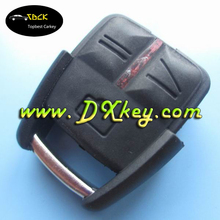 3 buttons auto remote key 433mhz with ID40 chip for car key opel opel remote key unit with light