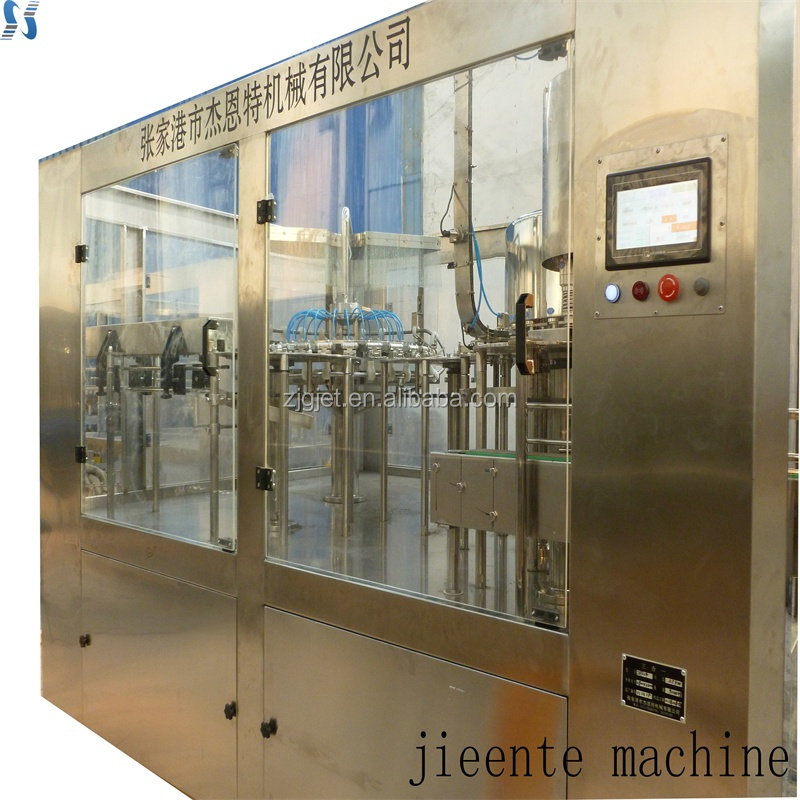 Factory produce 3 in 1 water filling machinery line